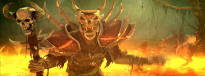 Burning Crusade trailer screen grab