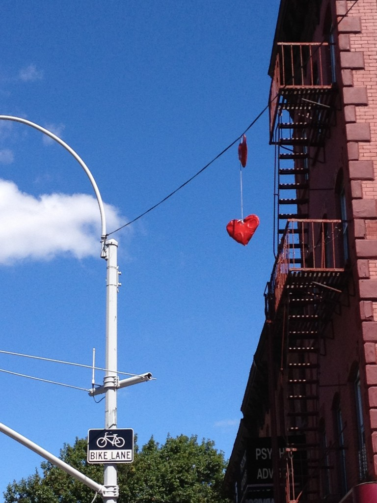 Hearts in Park Slope